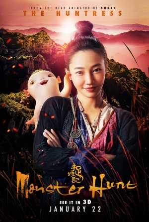 Monster Hunt new posters are the absolute cutest