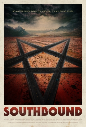 Southbound new poster for horror anthology has no escape