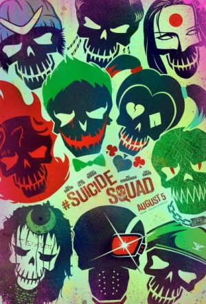 Suicide Squad new posters come straight from Hell