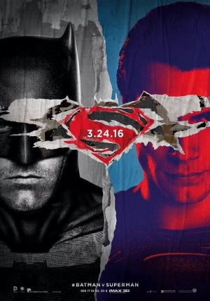 Batman V Superman new poster is more of the same