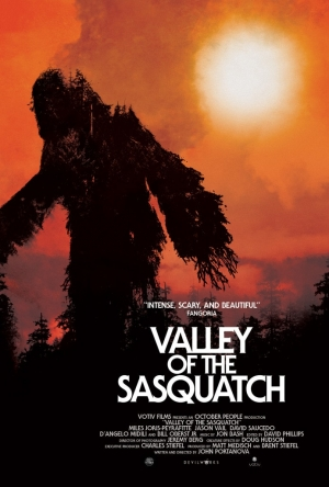 Valley Of The Sasquatch gets a gorgeous poster, ok trailer