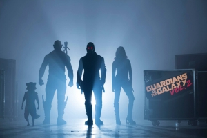 Guardians Of The Galaxy Vol. 2 reveals new cast and first picture