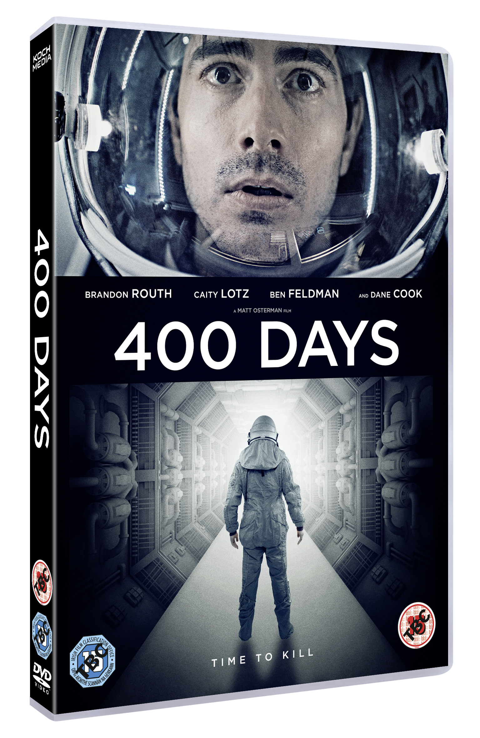 400 Days film review: space terrors