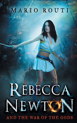 Win Mario Routi's Rebecca Newton trilogy with our competition!