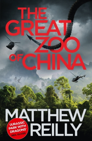 Win The Great Zoo Of China by Matthew Reilly!