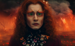 Alice Through The Looking Glass TV spot raises hell