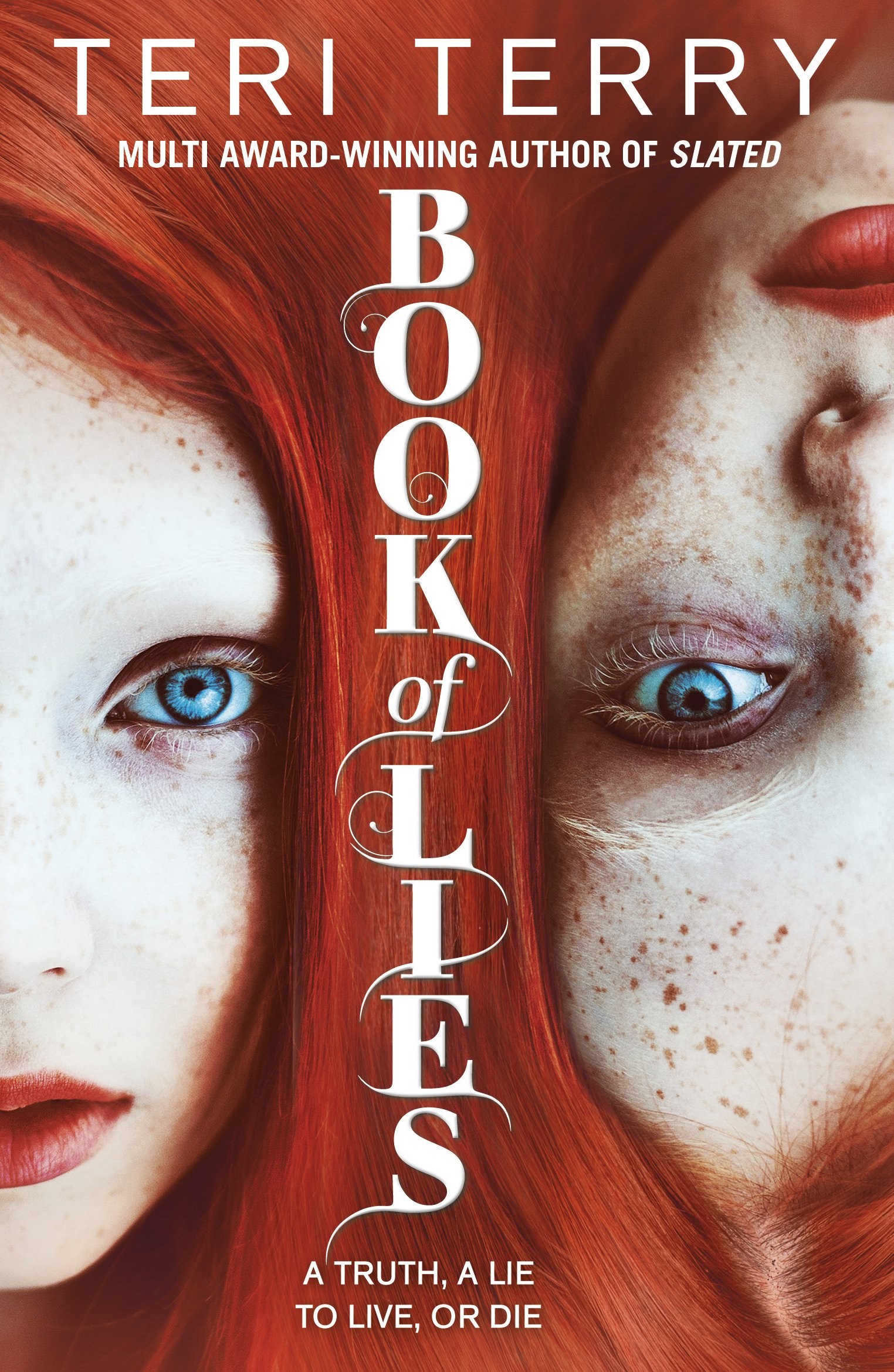 book of lies by teri terry book review scifinow   the
