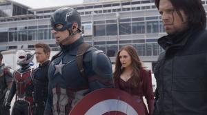 Captain America Civil War TV spot picks a side