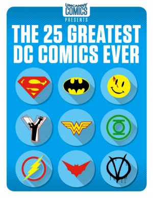 Download The 25 Greatest DC Comics Ever now!