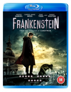 Win a Blu-ray player and Bernard Rose's Frankenstein on Blu-ray!