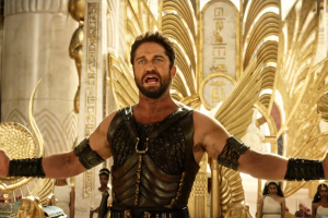Gods Of Egypt trailer features a shouty Gerard Butler
