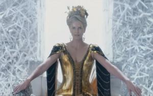Huntsman new trailer brings back Charlize Theron