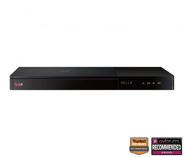 LG Smart Blu-ray player