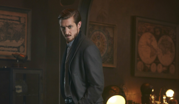 Legends Of Tomorrow Arthur Darvill Rip Hunter