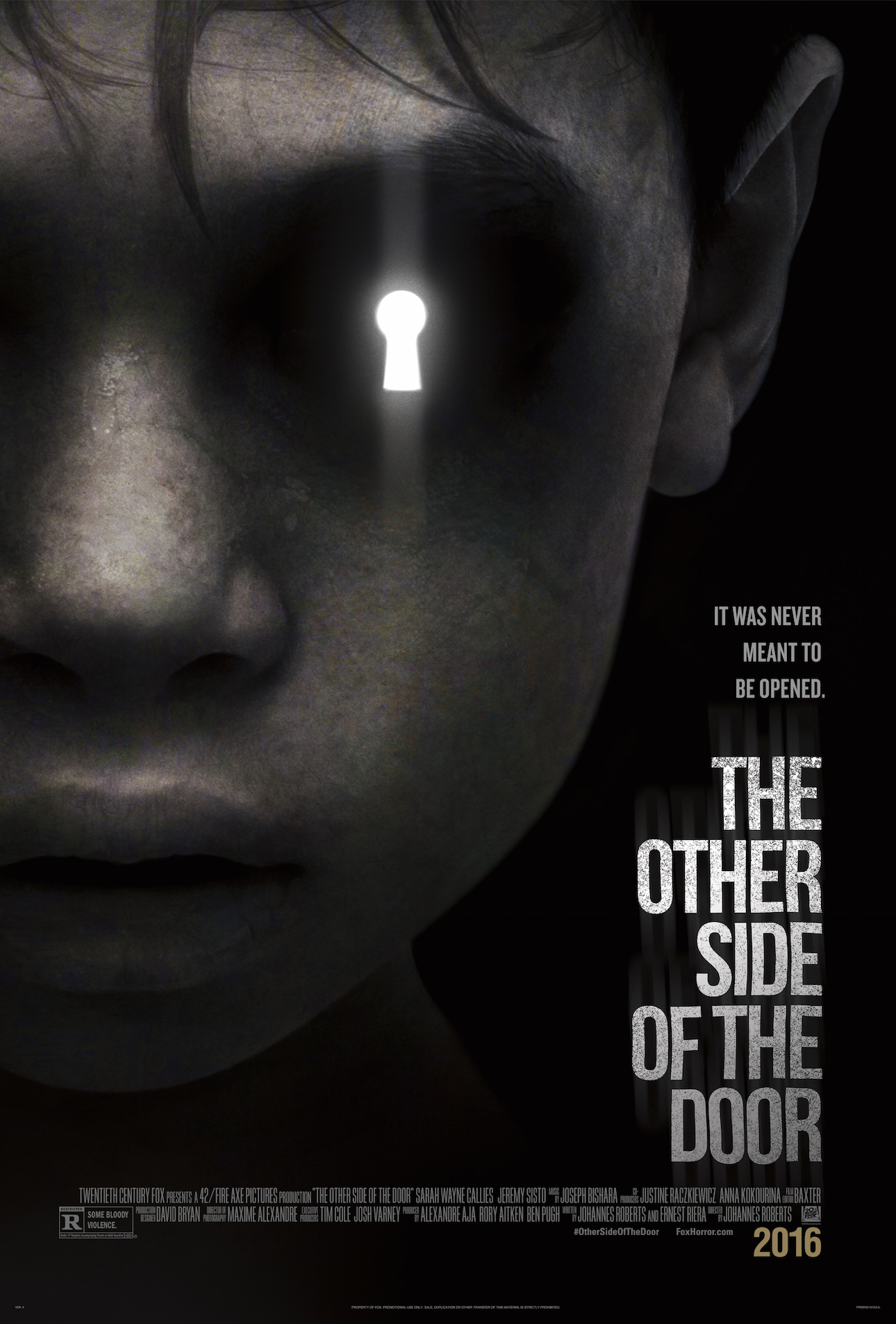 The Other Side Of The Door film review