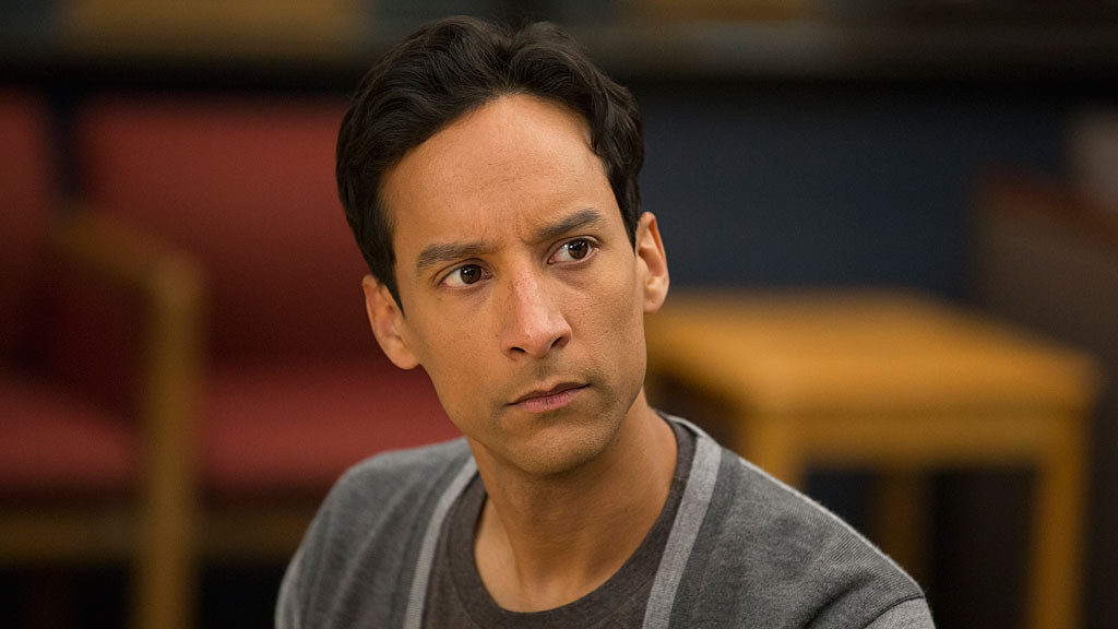 Powerless Danny Pudi