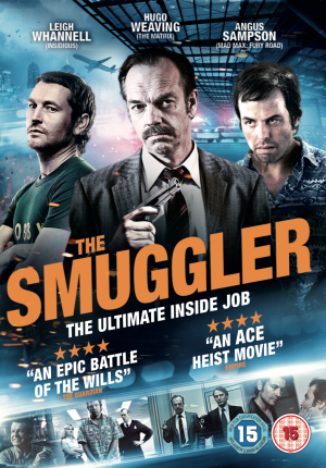 Win Leigh Whannell's The Smuggler on DVD with our competition!