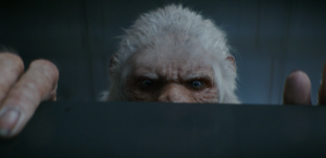 Goosebumps exclusive clip: the Abominable Snowman attacks