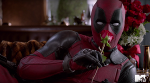 Deadpool new promo has a Valentine's Day message for you