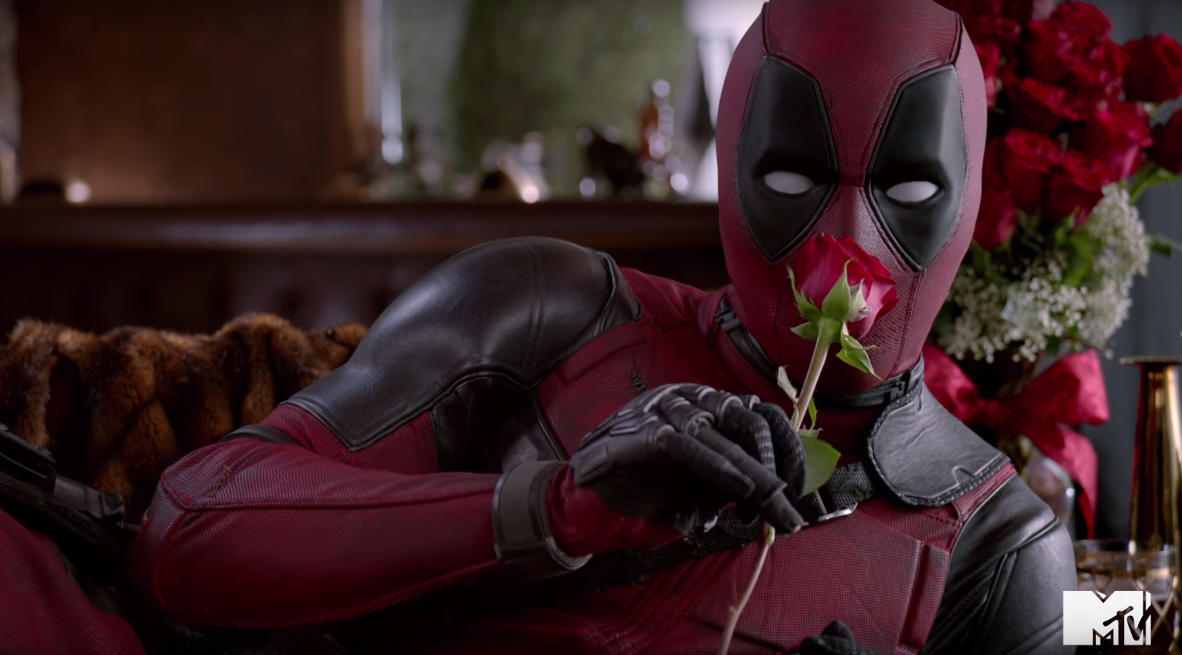 Deadpool New Promo Has A Valentines Day Message For You