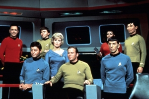 Star Trek TV series secures brilliant showrunner