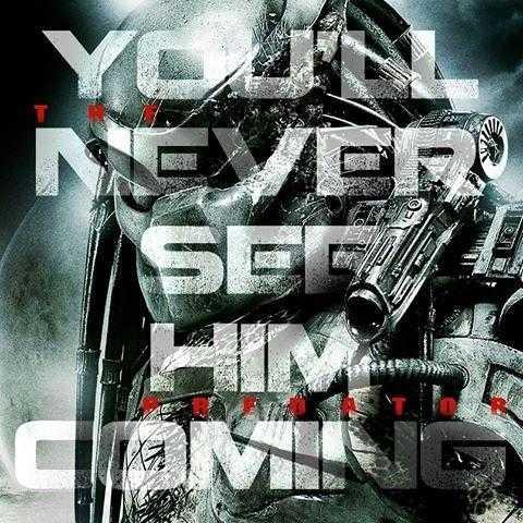 The Predator Shane Black