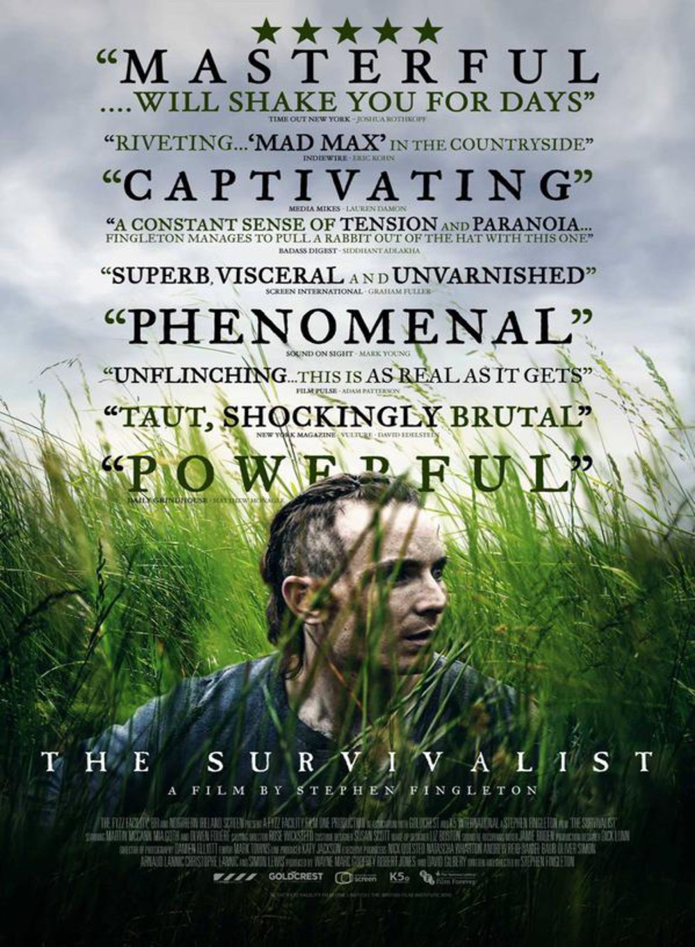 The Survivalist film review: end of days