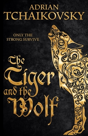 Tiger And The Wolf by Adrian Tchaikovsky book review