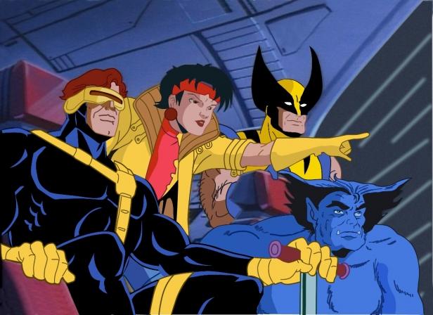 X Men The Animated Series