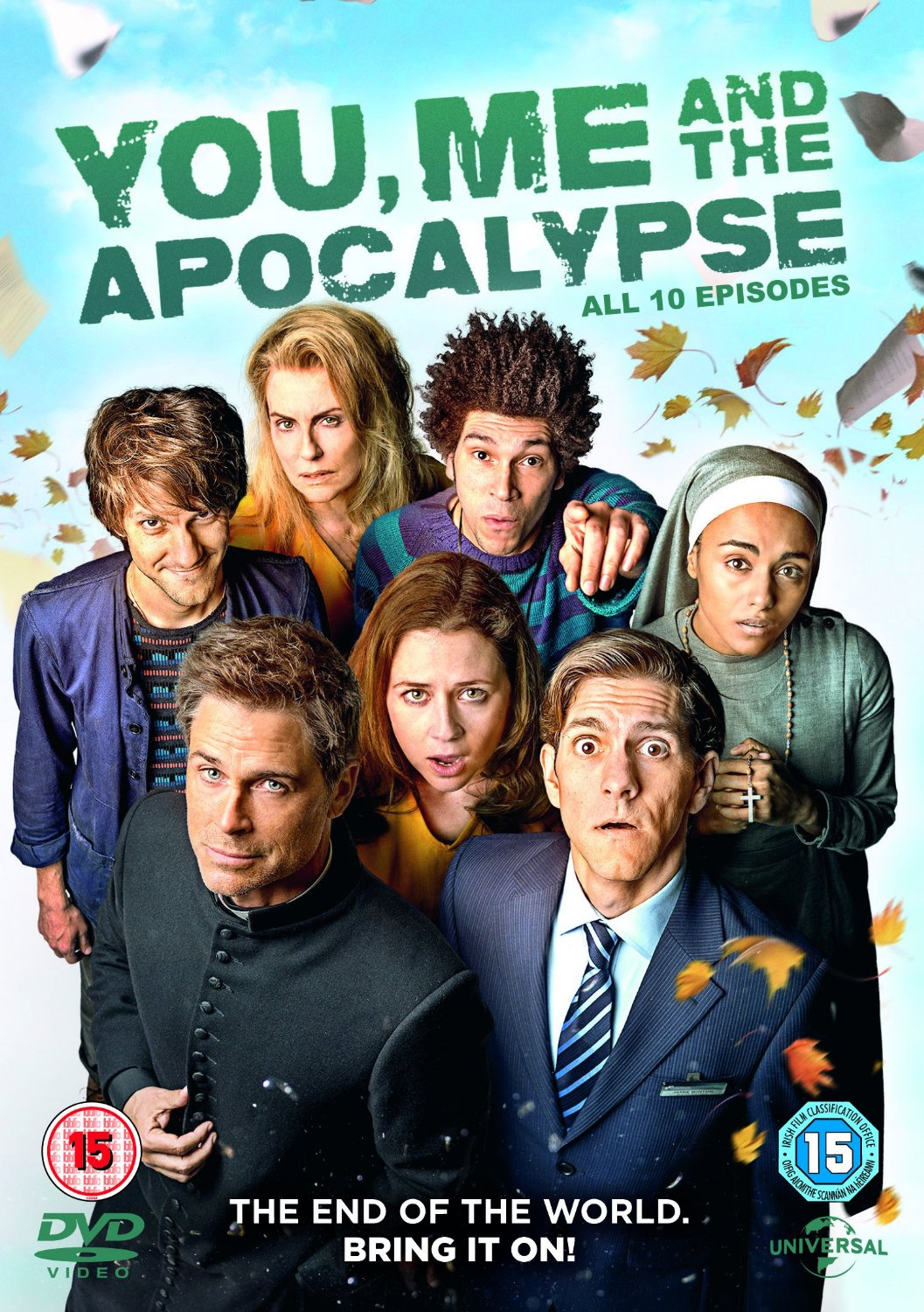You Me And The Apocalypse DVD Review