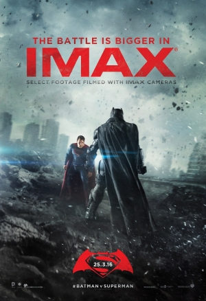 Batman V Superman: Dawn Of Justice new posters are awesome