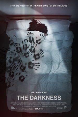 The Darkness new poster haunts Kevin Bacon's family