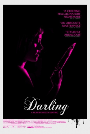 Darling new poster for indie horror is fantastically stylish