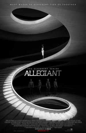 Divergent Series: Allegiant new poster is tied together by its differences