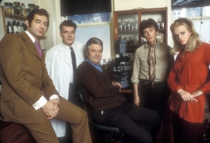 Doomwatch DVD review: the BBC classic remembered