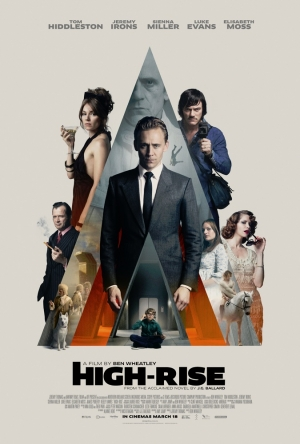 High-Rise brilliant new poster meets the neighbours