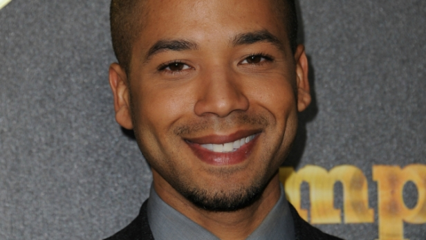 Empire's Jussie Smollett