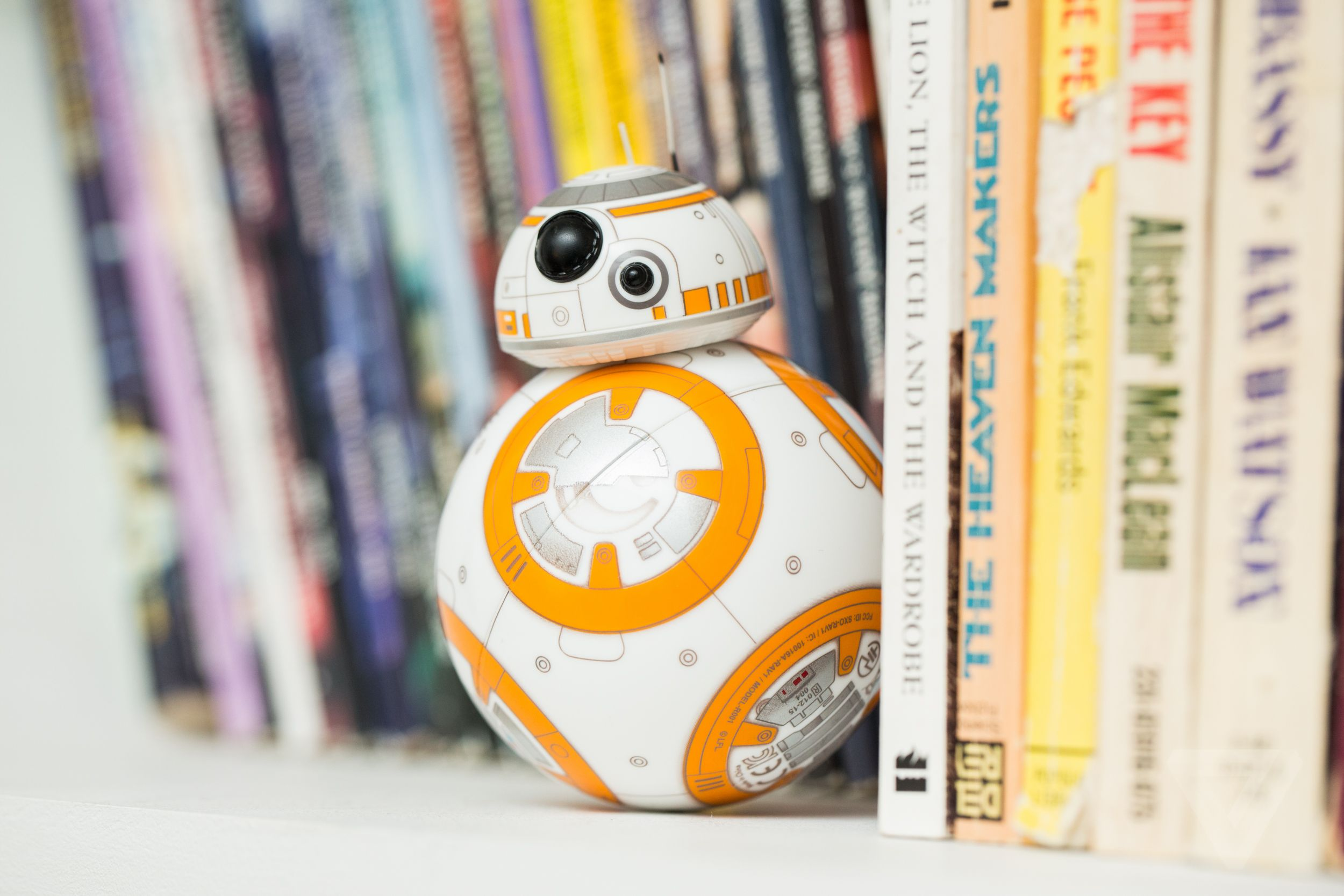 bb8 interactive figure