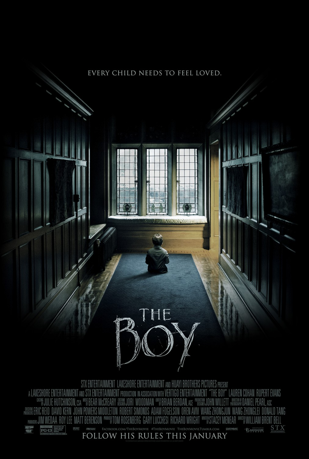 The Boy film review: creepy doll horror