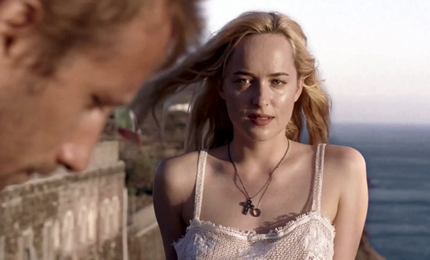 Dakota Johnson in A Bigger Splash