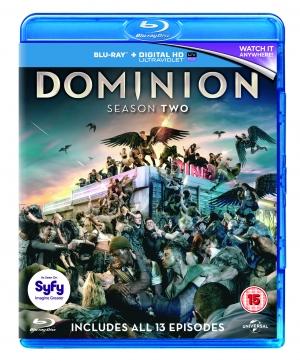 Win Dominion Season 2 Blu-ray and a Blu-ray player!