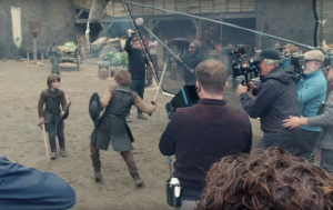 Game Of Thrones Season 6 featurette shows Winterfell flashbacks