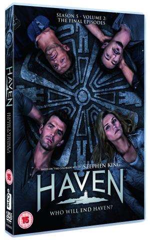 Win a copy of Haven Season 5 Volume 2 on DVD