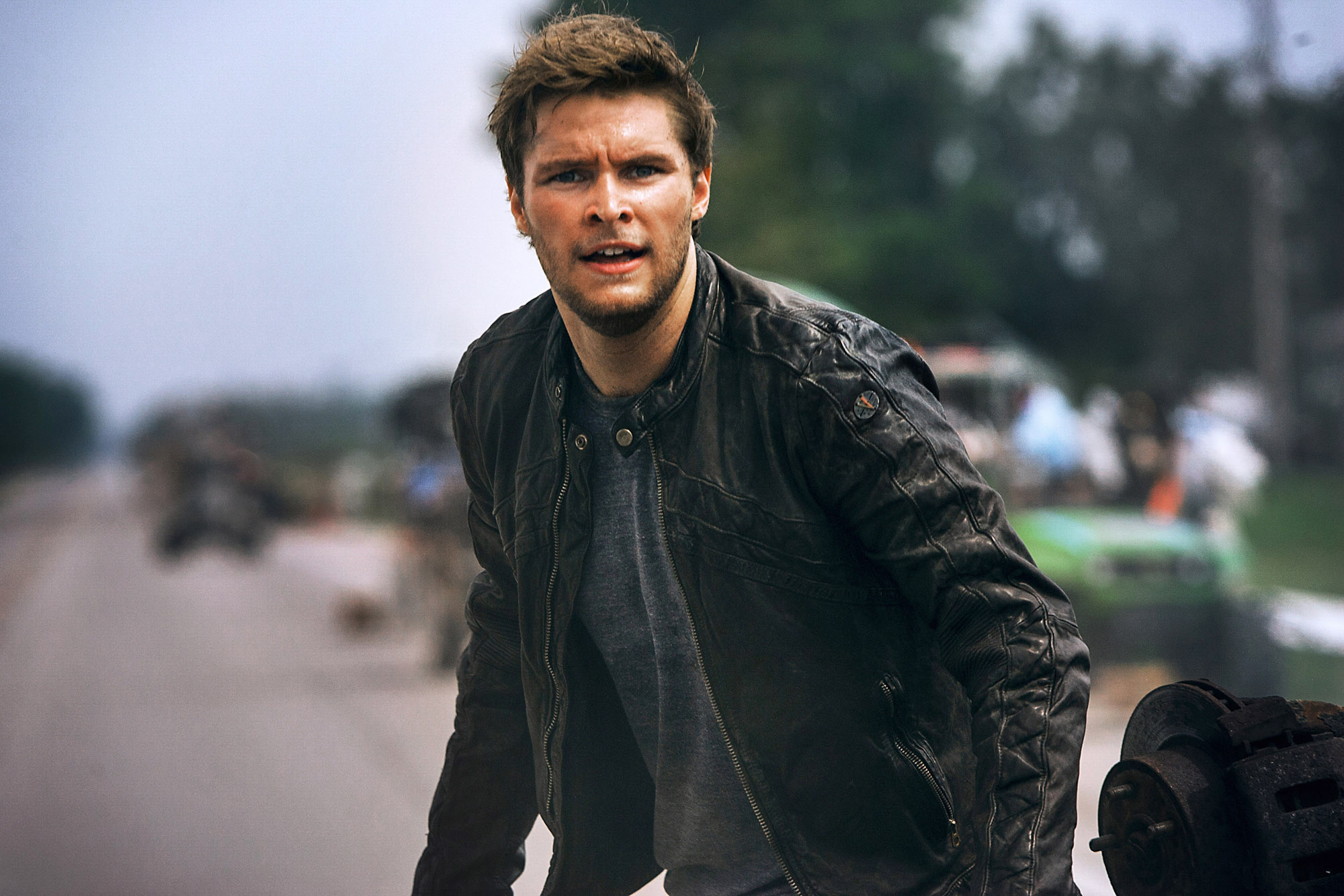 TRANSFORMERS: AGE OF EXTINCTION - 2014 FILM STILL - Jack Reynor - Photo Credit: Andrew Cooper/Paramount Pictures