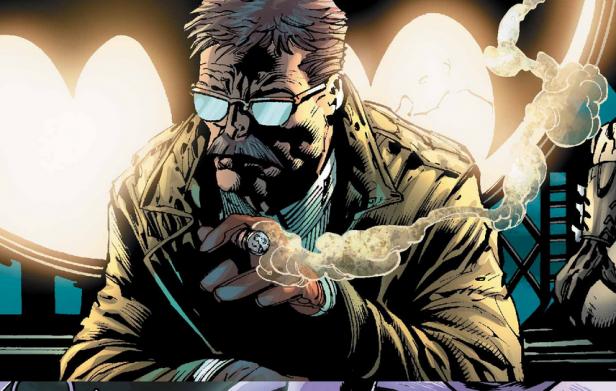 Justice League Jim Gordon