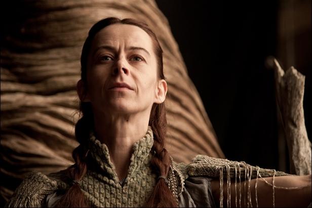 Kate Dickie as Lysa Arryn in Game Of Thrones