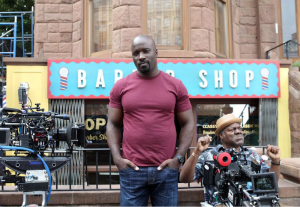 Luke Cage air date confirmed. Sweet Christmas!