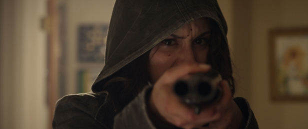 Troian Bellisario takes aim in the Martyrs remake