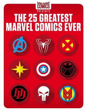 Download The 25 Greatest Marvel Comics Ever now