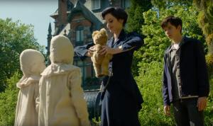 Miss Peregrine's Home For Peculiar Children trailer is very Tim Burton